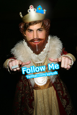 The King of Twitter