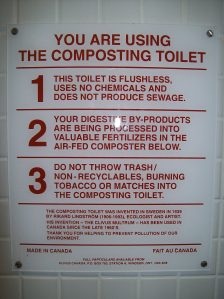 The Composting Toilet
