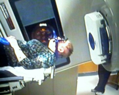 Stereotactic radiation treatment - 12/13/07
