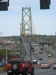 MacDonald Bridge - Halifax, Nova Scotia