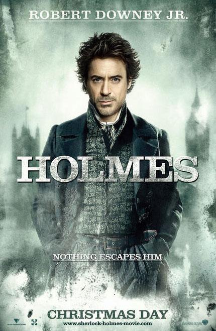 Holmes!!