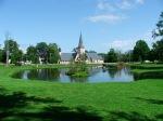 Swan Pond - Mount Allison University campus - Sackville, N.B.