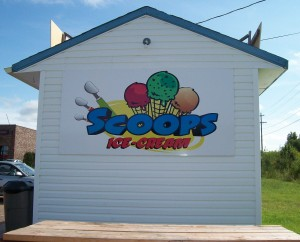 Scoops Ice Cream: Riverview, NB