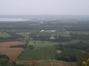 The Lookoff: Annapolis Valley, NS - 08-29-09