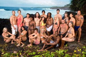 The cast of Survivor: Samoa