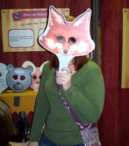 My foxy lady!