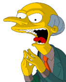 Mr Burns Evil Laugh