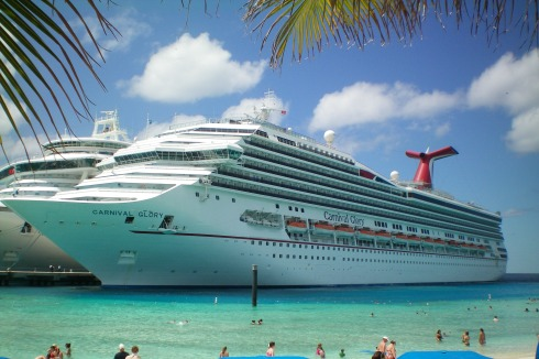 Reviewin39 The Carnival Glory Eastern Caribbean  Cruise Critic Message
