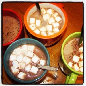 Hot chocolate part 1