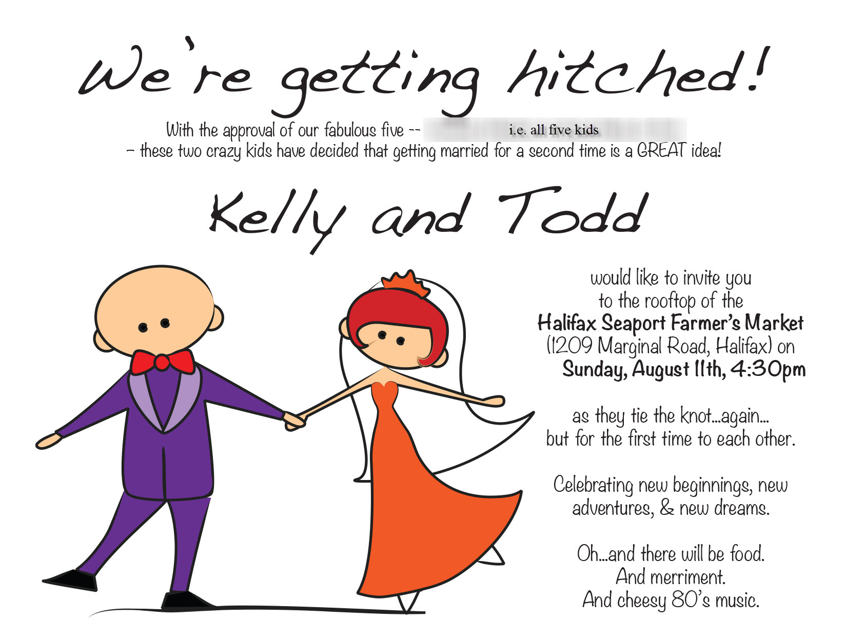 Expensive wedding invitation for you: Funny wedding invitation ...