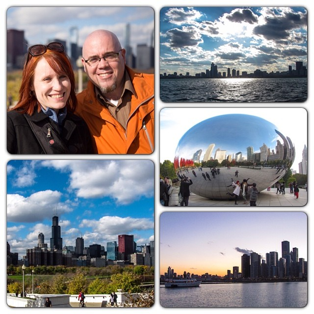 There are literally HUNDREDS of photos I could post from this spectacular trip to Chicago. We had an incredible host in Random Esquire and we ended up having an amazing trip. Can't wait to go back!!