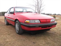 1989 Pontiac Sunfire