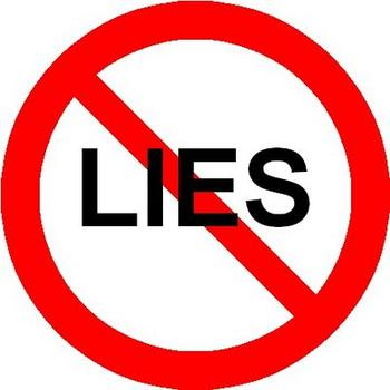 Some may call lying to your spouse a bad thing for me whenever i lie