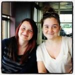 July sisters meet