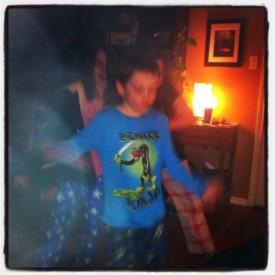 FAMILY DANCE!!