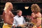 Hogan vs Warrior