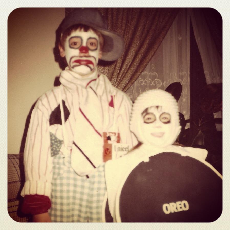 My Sister & I - Halloween