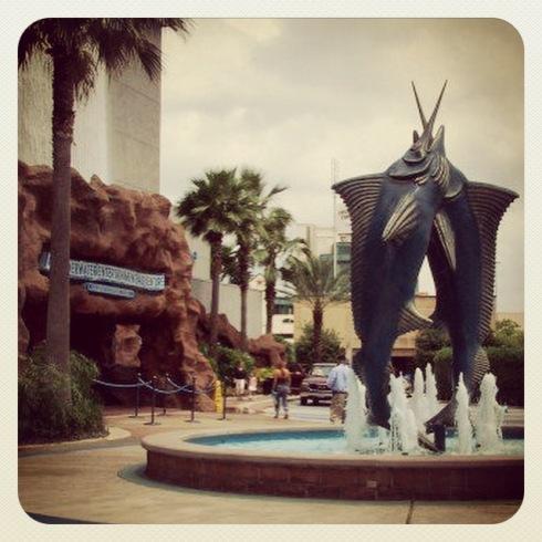 The Downtown Aquarium  - Houston