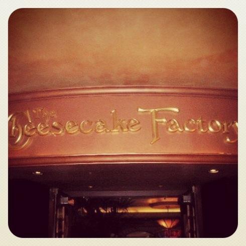 Cheesecake Factory - Houston