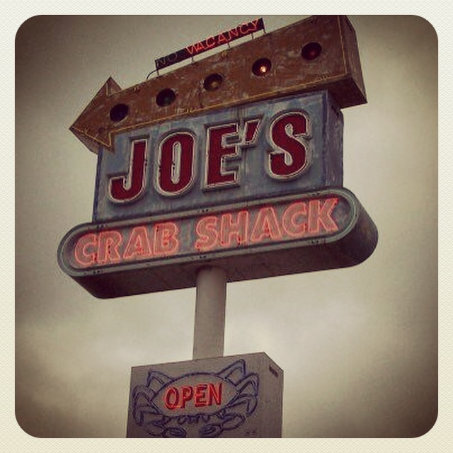 Joe's Crab Shack - Kemeh Boardwalk