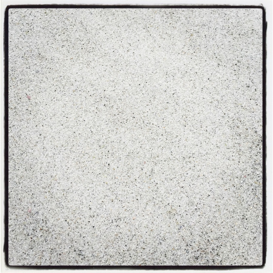 How beautiful and white is this sand??
