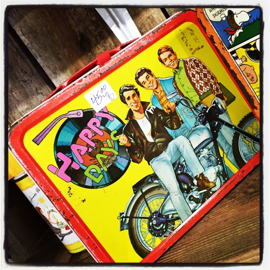 Happy Days Lunchbox