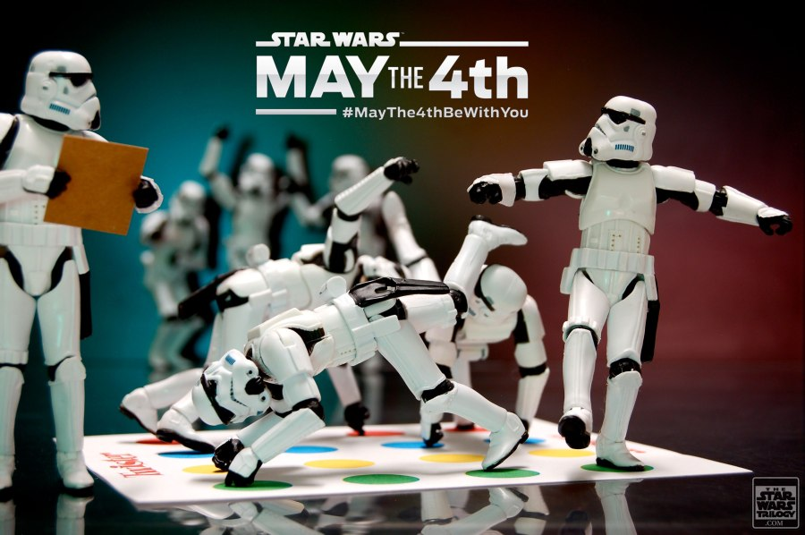 Star Wars Day 6