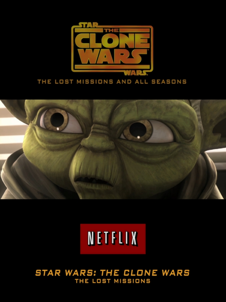 Clone Wars on Netflix