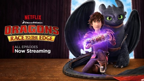 Dragons - Race To The Edge