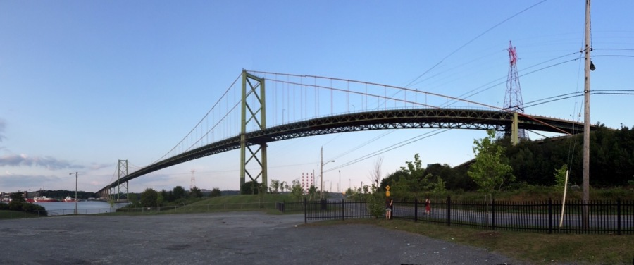 MacKay Bridge - Halifax, NS