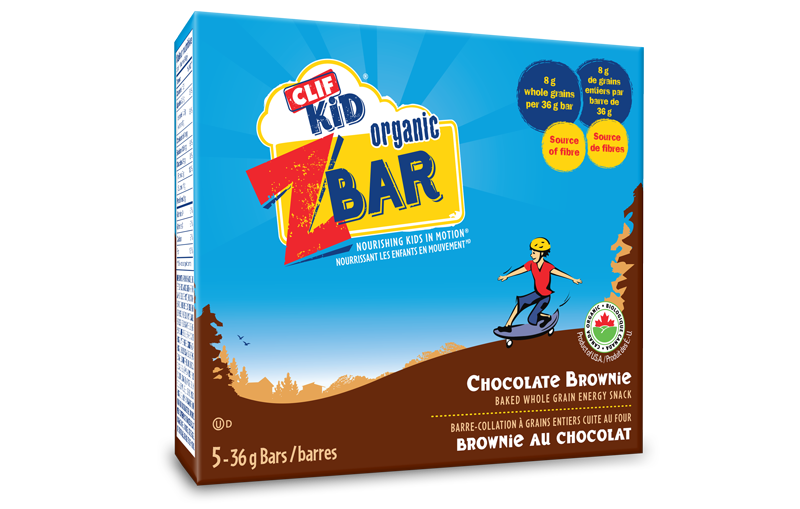Clif brownie bar