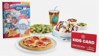 Boston Pizza kids meals