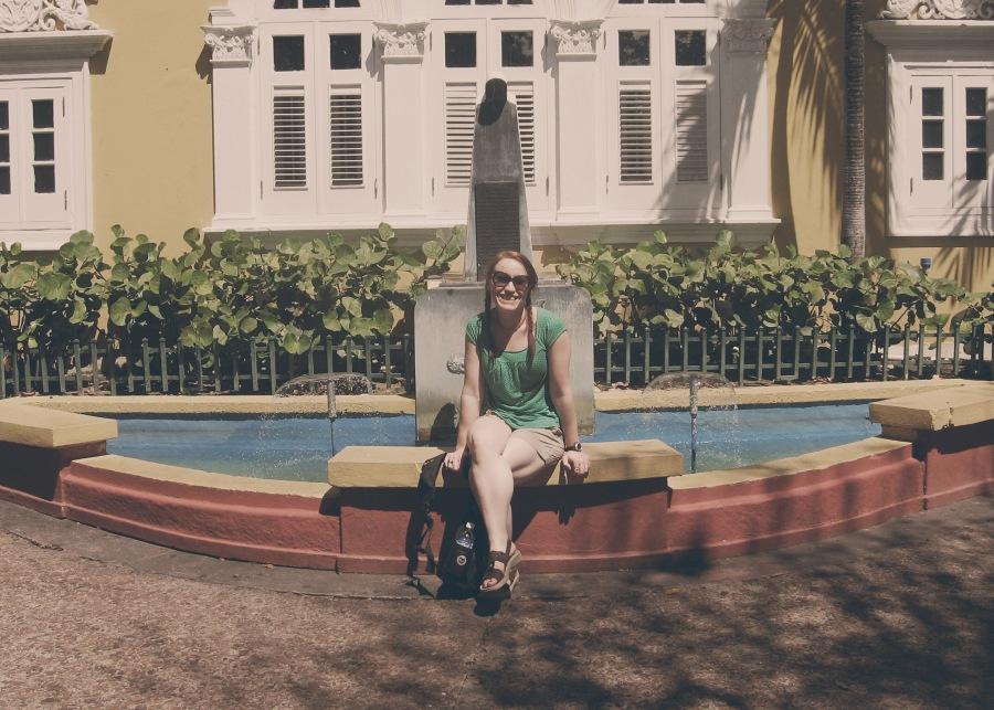Sunshine in San Juan, Puerto Rico