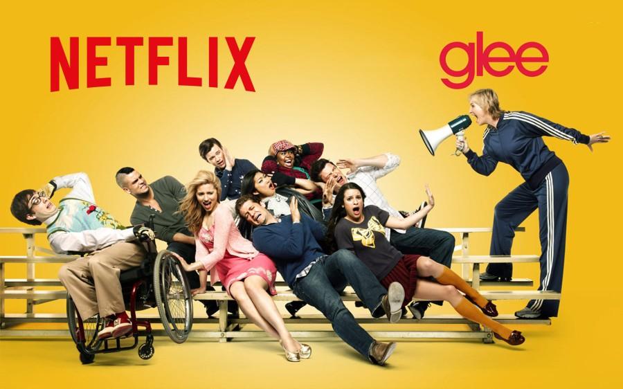 Glee on Netflix