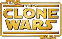 Clone Wars title treatment