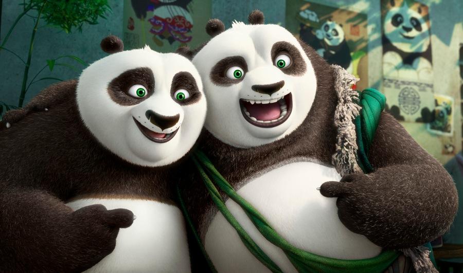 Kung Fu Panda 3 - d
