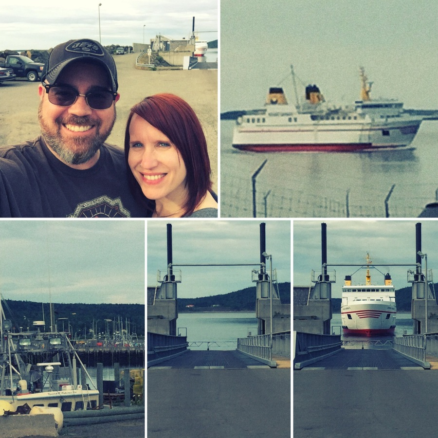 The final pic of our trip was of the ferry coming to pick us up and take us back to the mainland. It was a fantastic long weekend and Grand Manan is definitely a location I'd visit again. If you're ever traveling through New Brunswick, I highly recommend it as a place to stay for photo ops, if nothing else.