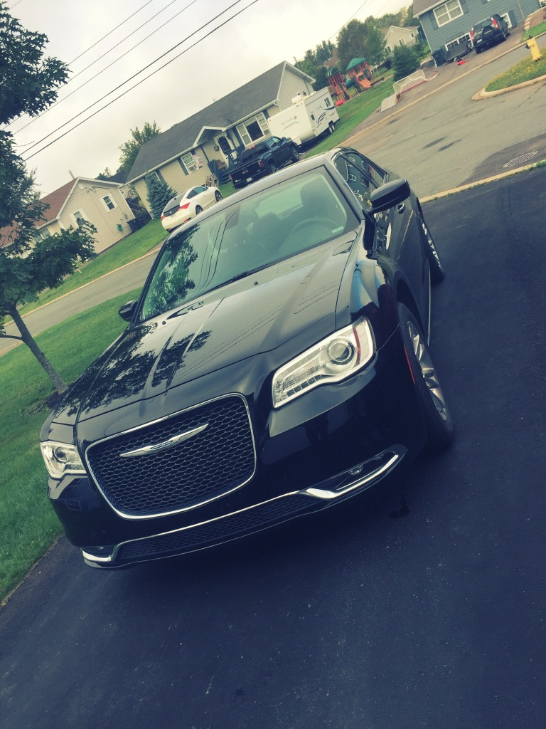 Because of the amount of driving that I was scheduled to be doing over the coming days, I decided to rent a car. Luckily for me, they gave me a free upgrade and I ended up driving around a Chrysler 300. Gotta tell you...it was one helluva smooth ride.